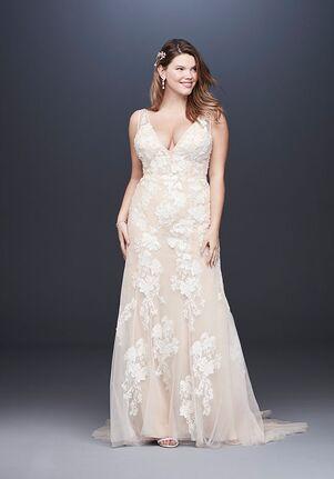 Melissa Sweet for David's Bridal Melissa Sweet Style 8MS251200 Mermaid Wedding Dress