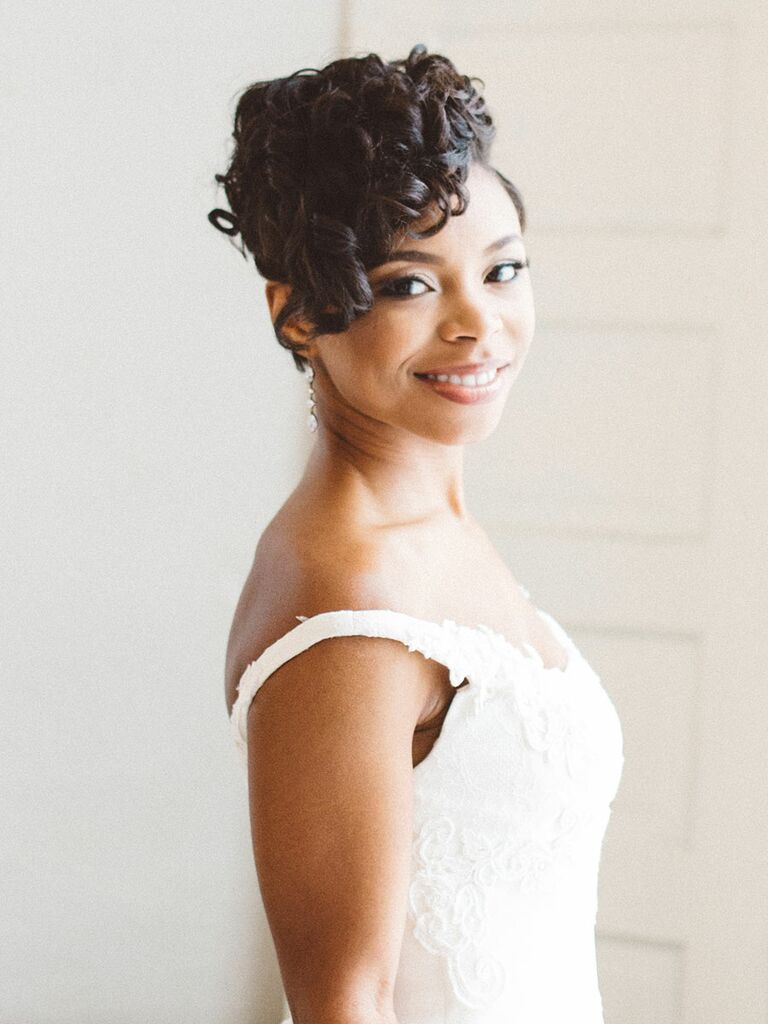 29 wedding hairstyles for short hair