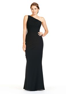 Bari Jay Bridesmaids 1817 One Shoulder Bridesmaid Dress