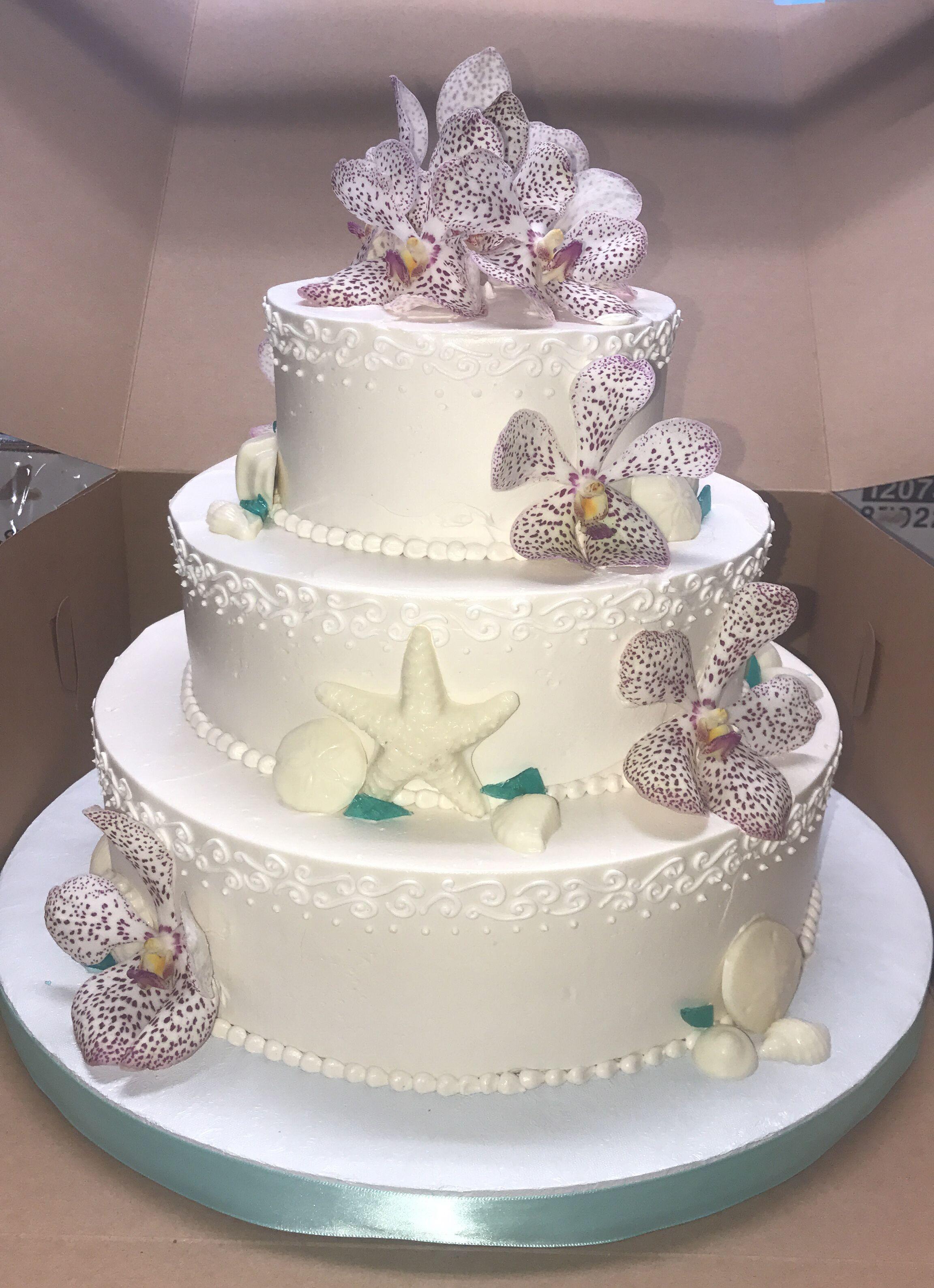 Maui Wedding Cakes - Kihei, HI