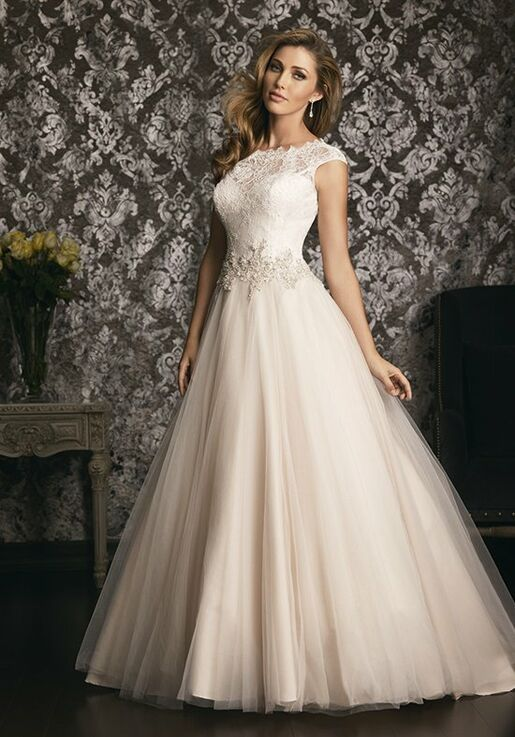 4c5d2a4c88b33 Allure Bridals 9022 Wedding Dress - The Knot