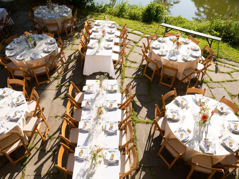 wedding reception seating arrangements - Yeni.mescale.co