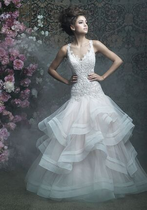 Allure Couture C405 Ball Gown Wedding Dress