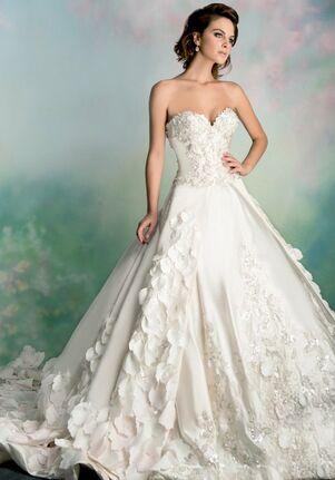 Ysa Makino KYM88 Ball Gown Wedding Dress