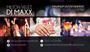 Meriden, CT Mobile DJ | Maxximum Entertainment LLC DJ Maxx