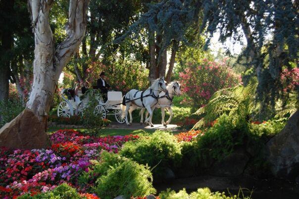Grand Tradition Estate Weddings In Fallbrook Ca