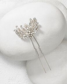 To Have & To Borrow Azalea Silver Headband