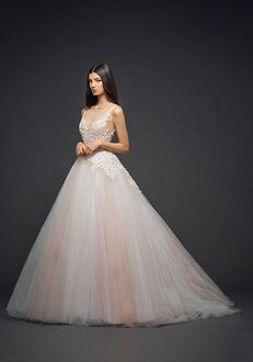 Lazaro 3807 Ball Gown Wedding Dress