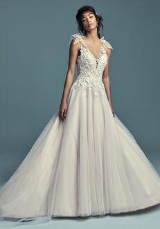 Maggie Sottero Farron A-Line Wedding Dress