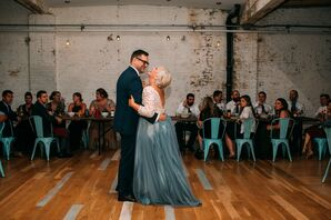 First Dance at Industrial The Joinery in Chicago