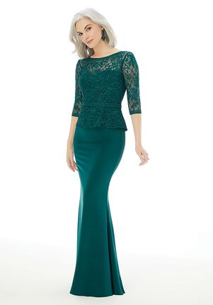 MGNY 72201 Gold Mother Of The Bride Dress