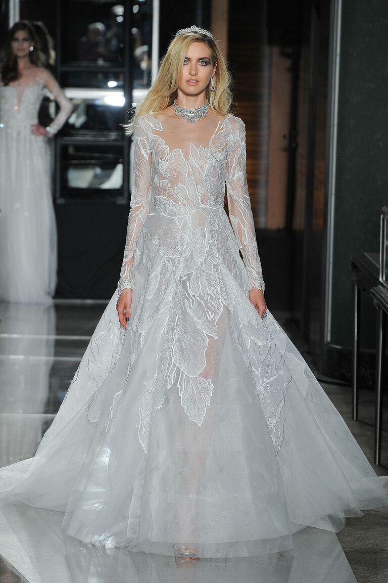 Reem Acra Tiffany & Co