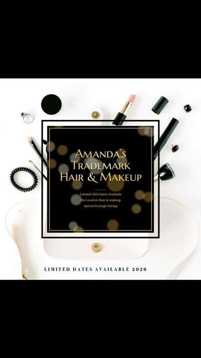 Amanda's Trademark Hair & Makup