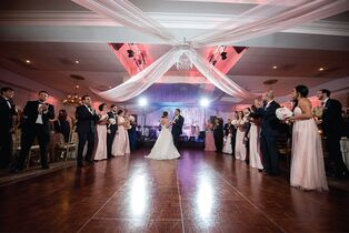 Wedding venues in miami fl the knot reception palace ballrooms junglespirit Image collections