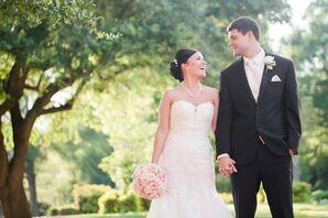 Strapless Sweetheart Neckline David Tutera Wedding Dress