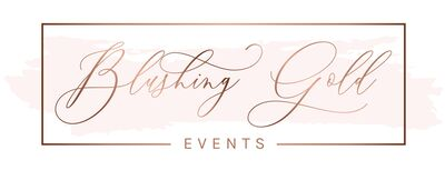Blushing Gold Events