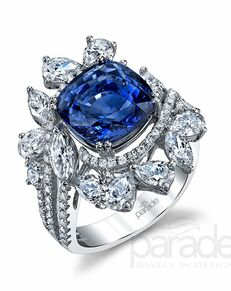Parade Designs R3595 from the Parade in Color Collection Wedding Ring photo