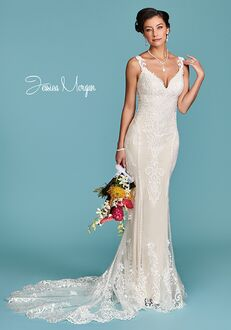 Jessica Morgan TRUST, J1986 Mermaid Wedding Dress