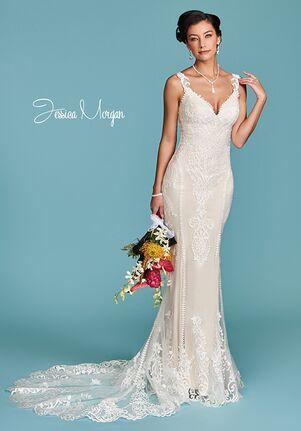 Jessica Morgan TRUST, J1986 Mermaid Wedding Dress