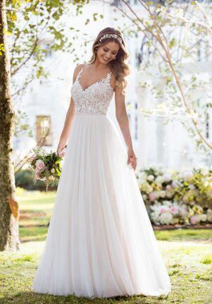 31a87b72dd4 Stella York 6555 A-Line Wedding Dress