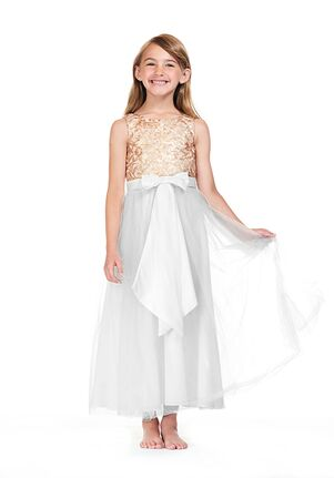 Bari Jay Flower Girls F0118 Ivory Flower Girl Dress