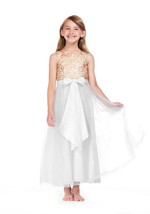 Bari Jay Flower Girls F0118 Ivory Flower Girl Dress