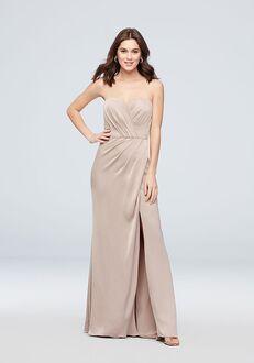 David's Bridal Collection David's Bridal Style F20008 Sweetheart Bridesmaid Dress