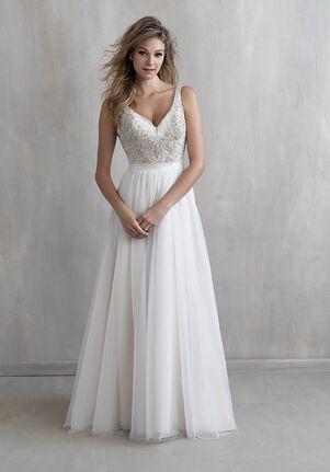 Madison James MJ209 A-Line Wedding Dress