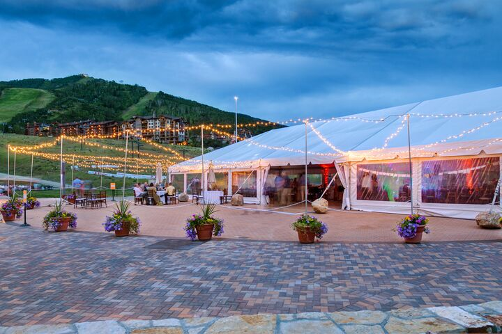 Torian Plum Event Tent By Wyndham Vacation Rentals