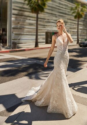 Val Stefani NOVA Mermaid Wedding Dress