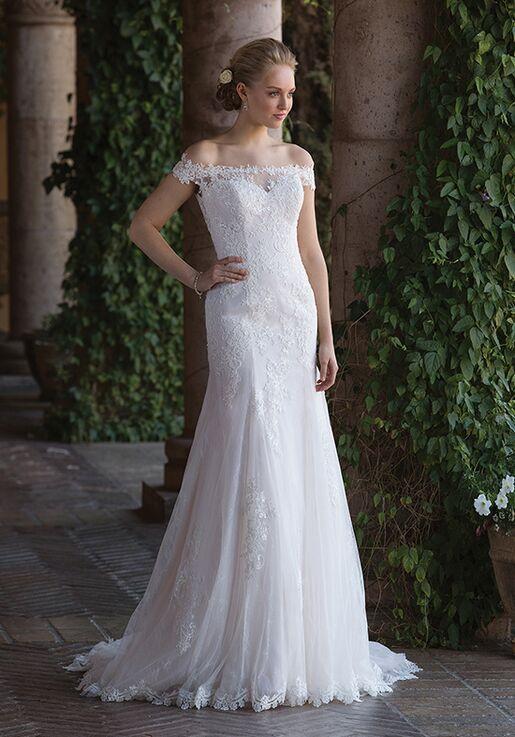 Sincerity Bridal 4022 Mermaid Wedding Dress
