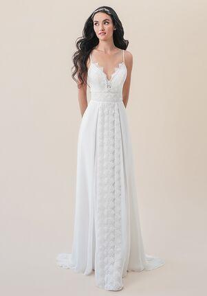 Moonlight Tango T830B A-Line Wedding Dress