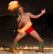 Eagle Mountain, UT Fire Dancer | Ohana Entertainment And Toa Afi