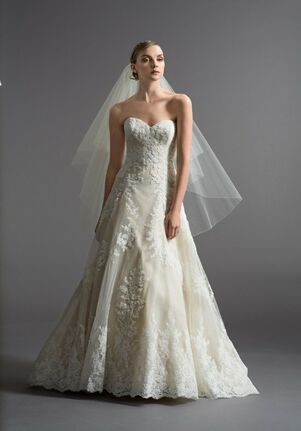Watters Brides 6023B A-Line Wedding Dress