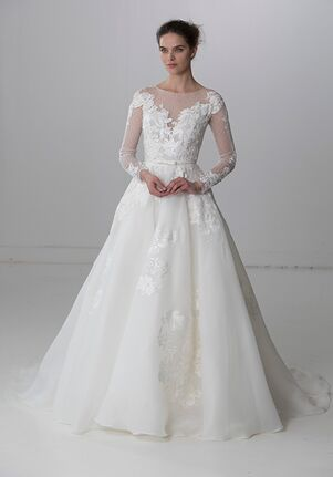 Alyne by Rita Vinieris Mesmerizing Ball Gown Wedding Dress
