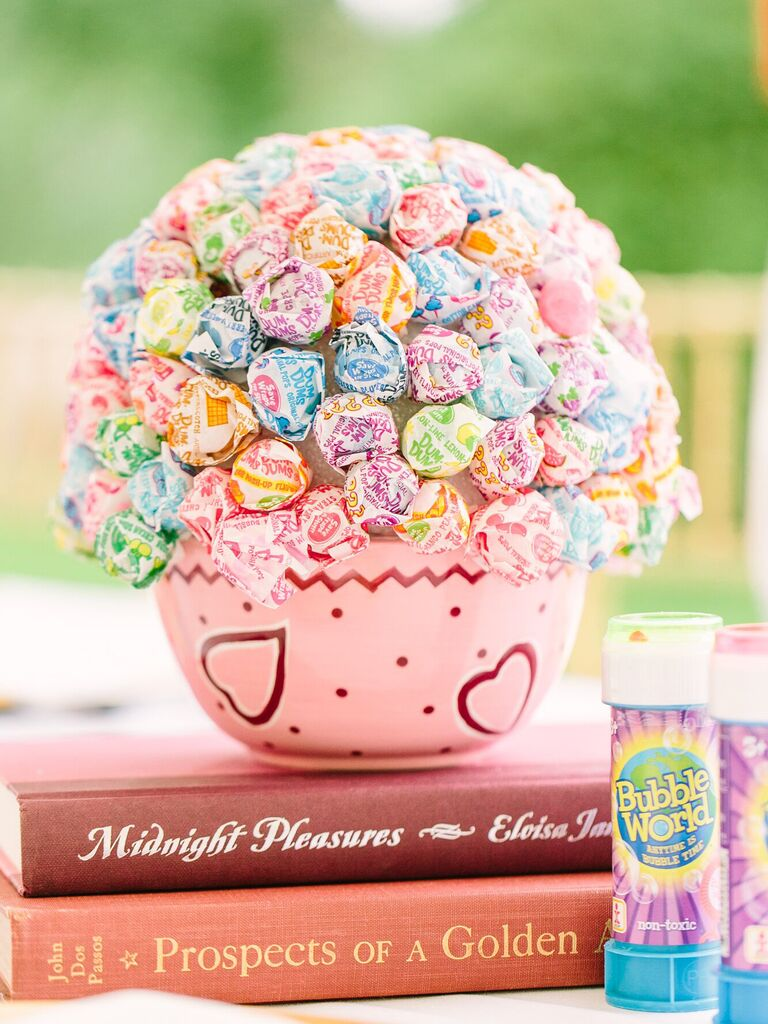 Wedding Centerpieces Lollipops