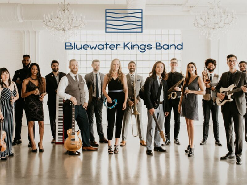 Bluewater Kings Band - Cover Band - Indianapolis, IN