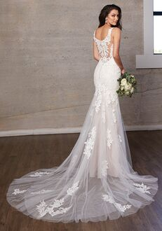 Jessica Morgan PEACE, J1823 Sheath Wedding Dress