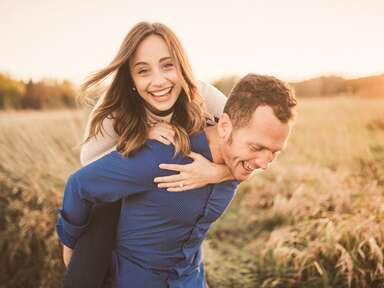 grand rapids engagement photography