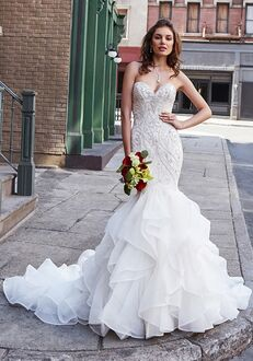 KITTYCHEN Couture AVERA, K1886 Mermaid Wedding Dress