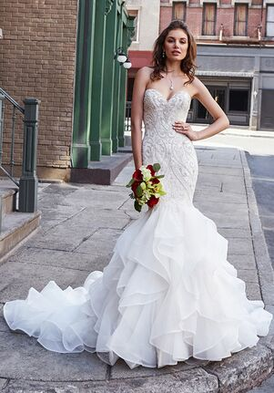 KITTYCHEN Couture AVERA, K1886 Mermaid Wedding Dress