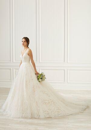 Adrianna Papell Platinum 31095 Ball Gown Wedding Dress