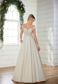Essense of Australia D2567 Ball Gown Wedding Dress