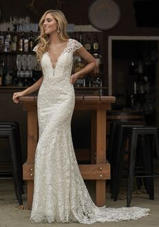 Jasmine Bridal F211007 Mermaid Wedding Dress