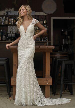 Jasmine Bridal F211007 Mermaid Wedding Dress
