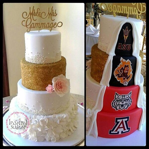 Wedding Cake Bakeries in Phoenix AZ The Knot
