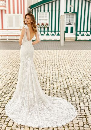 Rosa Clará Soft HAYLEY Mermaid Wedding Dress