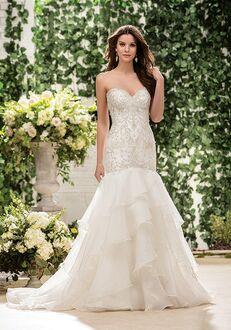 Jasmine Collection F181066 Mermaid Wedding Dress