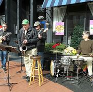Virginia Beach, VA Jazz Band | Swing Time - a Jazz Combo