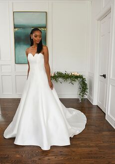 Essense of Australia D3294 A-Line Wedding Dress